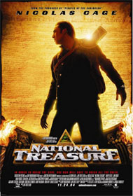 Nicolas Cage - National Treasure