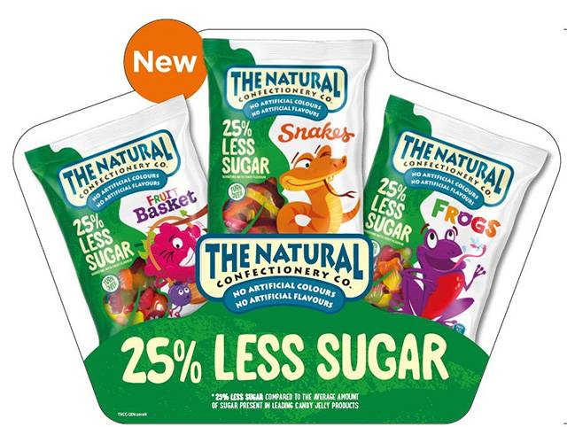 25% Less Sugar Jellies