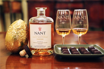 Chocolate and Whisky Pairing for Easter
