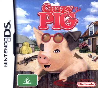 Crazy Pig Nintendo DS Game