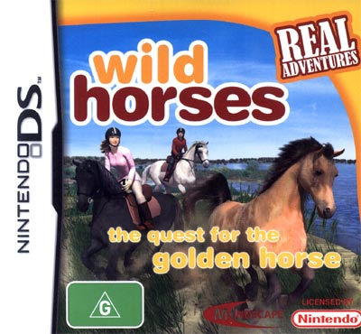Wild Horses Nintendo DS Game