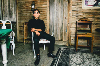 Neon Indian Performs The Glitzy Hive