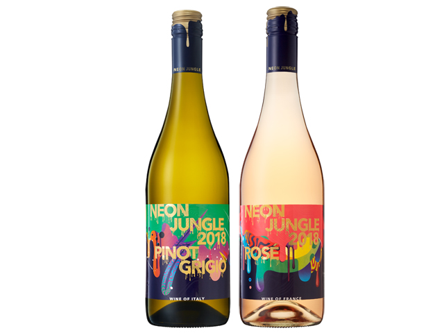 Neon Jungle White Wines