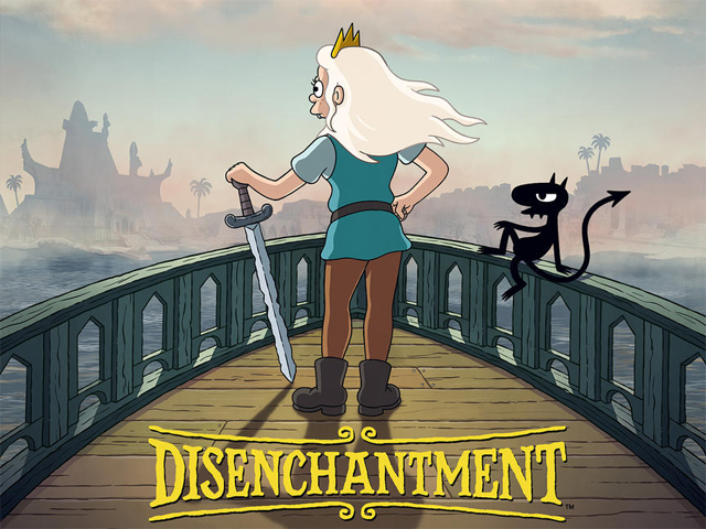 Disenchantment Part Two