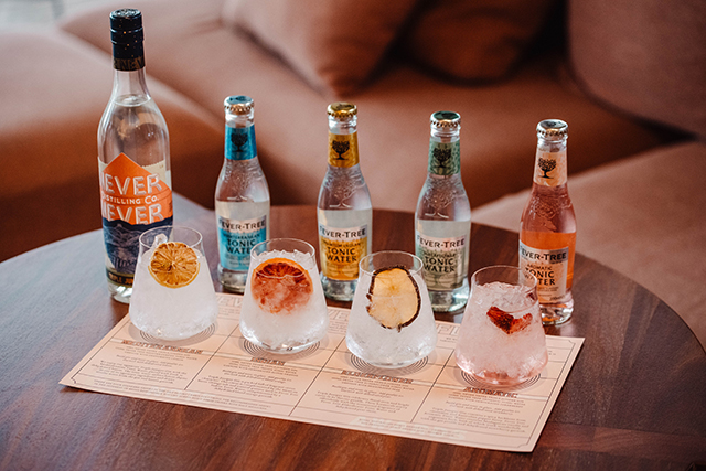 Triple Juniper G&T Tasting Flight Packs