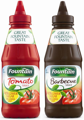 Fountain Tomato Sauce a Recipe for Success