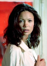 Thandie Newton The Truth About Charlie: Newton's Law