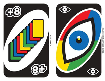 Never Seen Before New UNO Cards