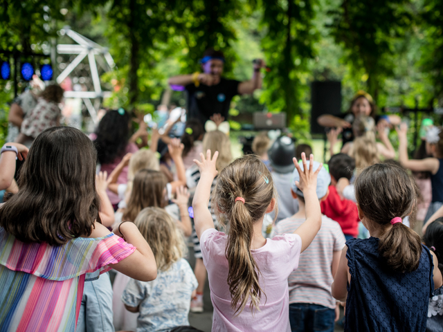 NGV Kids Summer Festival