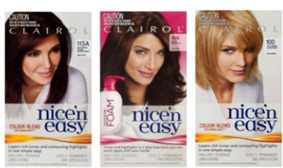 Got Greys? Let Nice'n Easy Lead You Back to Colour!