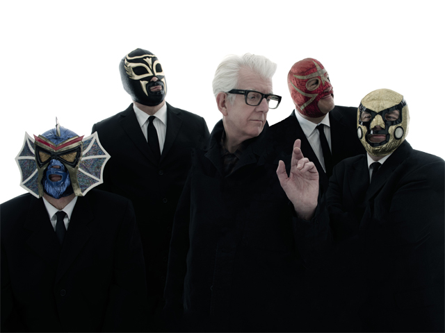 Nick Lowe's Quality Rock & Roll Revue