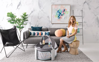 Nicole Rosenberg Child Friendly Decorating Interview