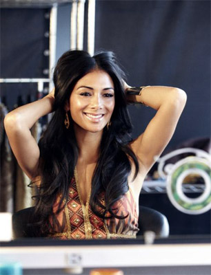 Nicole Scherzinger Step-By-Step Hair Guide