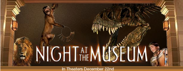 Shawn Levy Night at the Museum Interview