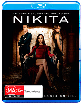 Nikita: The Complete Fourth and Final Season DVD