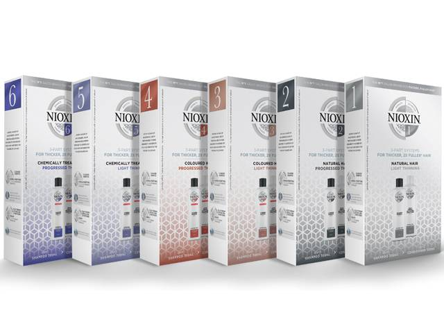 Unwrap Christmas with NIOXIN