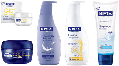 Nivea Skincare for Life