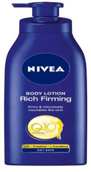 NIVEA Q10 Rich Firming Body Lotion