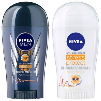Nivea Men Stress Protect Clinical Strength Anti-Perspirant Deodorant