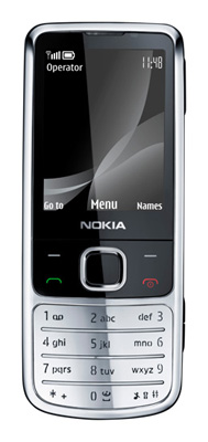 Nokia 6700 is Classic Simple & Easy to use