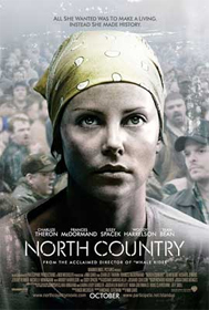 Charlize Theron North Country Interview