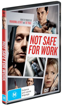 Not Safe For Work DVD
