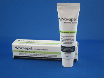 Novapel Eczema Cream