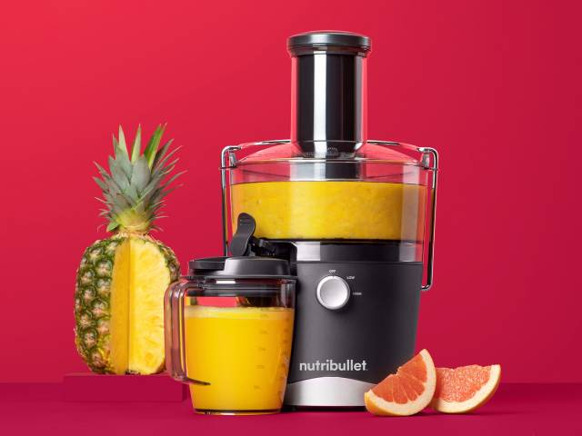 NutriBullet Juicer fresh start to 2021