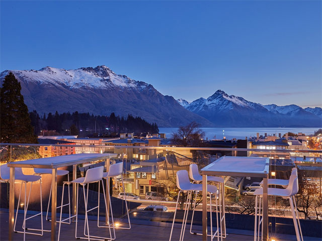 Queenstown NZ Smart Hotel
