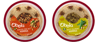 Obela Complete Garnished Range Packs