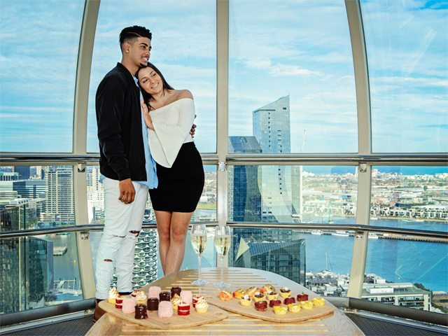 Melbourne Star Observation Wheel V Day Packages