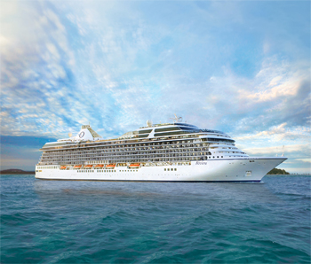 Oceania Cruises 2018 Europe and The Americas Collection