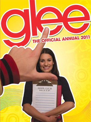 Glee The Official Annual 2011
