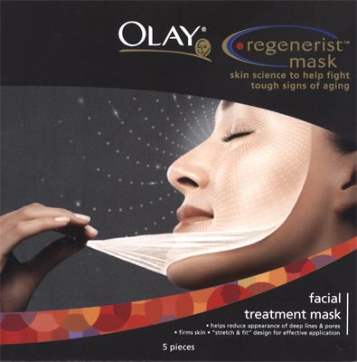 Olay Regenerist Facial Treatment Mask