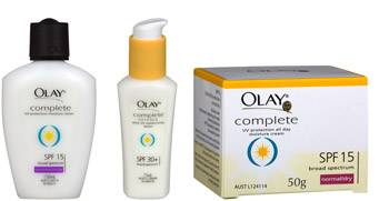 Olay's Complete Defence Collection