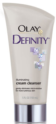Olay Definity Cream Cleanser