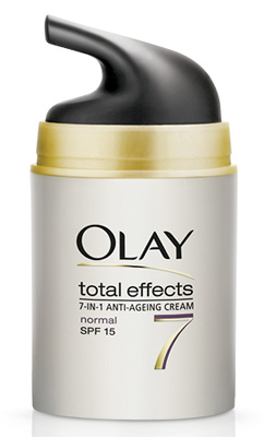 Olay Total Effects 10 year Birthday Celebration