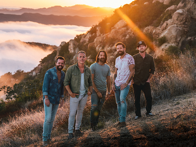 Old Dominion Self-Titled Album