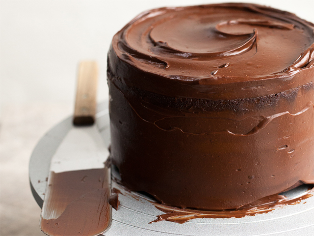 Healthy Avocado Oil Chocolate Cake