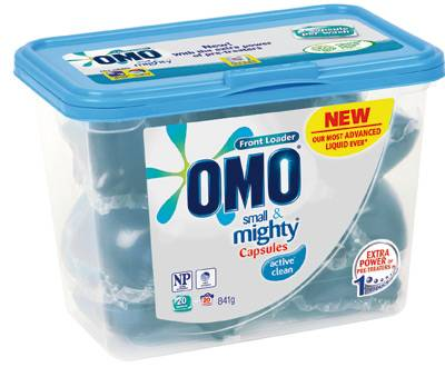 OMO Ultimate and OMO Small and Mighty Capsules