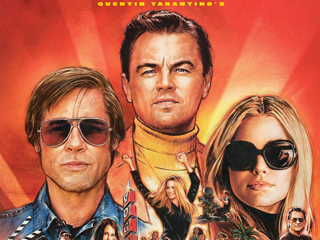 Quentin Tarantino's Once Upon A Time In… Hollywood Soundtrack