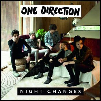 One Direction's Four Debuts at Number 1 On ARIA Album Chart
