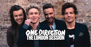 One Direction Made In The A.M. London Sessions