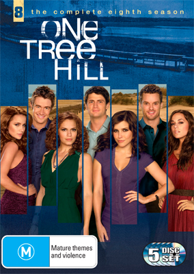 One Tree Hill The Complete Eighth Season DVDs