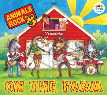 Animals Rock 'On The Farm' CD