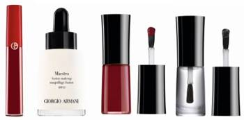Giorgio Armani Orient Excess Holiday Collection