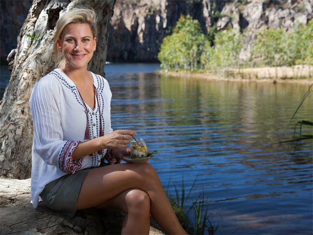 Australian Outback with Justine Schofield
