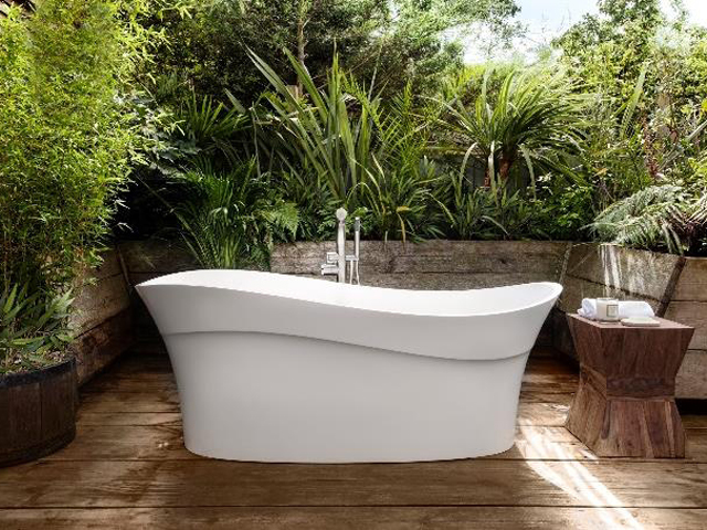Create the Perfect Summer Haven with an Outdoor Bath