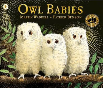Owl Babies 25th Anniversary Edition