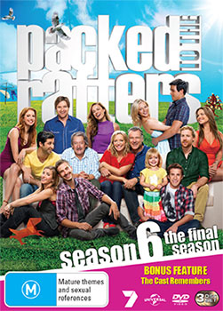 Packed to the Rafters Season 6 DVDs